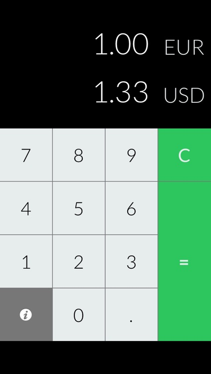 Curry PRO - Currency Converter for multiple international currencies screenshot-4