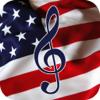 Oleksandr Neminsikiy - USAnthem - US national anthem, anthem of the United States of America The Star-Spangled Banner: words, song, music, lyrics. artwork