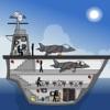 Click Death - Stick Aircraft Carrier - iPhoneアプリ