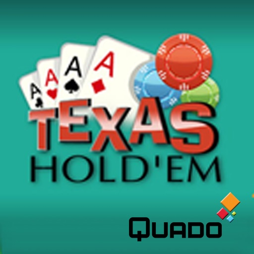 Quado Poker - Texas Holdem Poker for families and friends