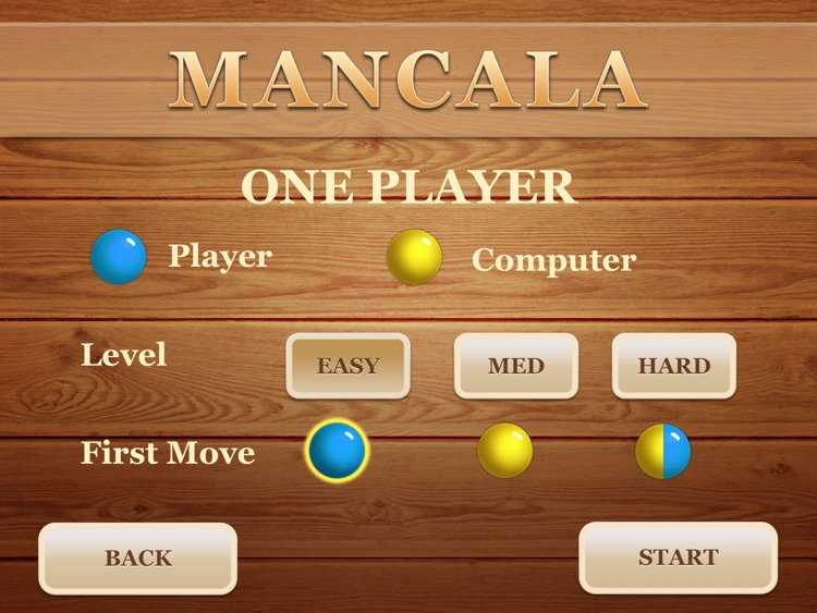 Mancala - Deluxe HD screenshot-1