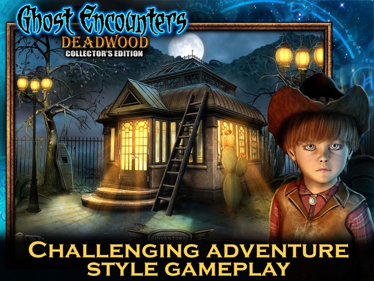 Ghost Encounters: Deadwood HD - A Hidden Object Adventure screenshot-3