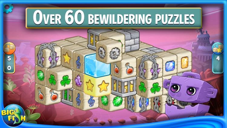 Mahjongg Dimensions Unblocked screenshot-4
