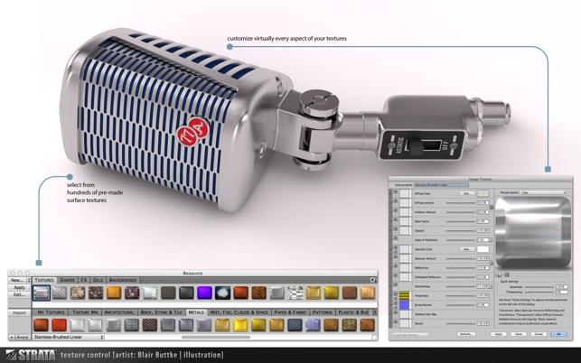 Strata Design 3D SE 7 on the Mac App Store