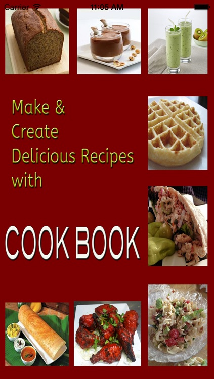 Cook Book (Recipe)