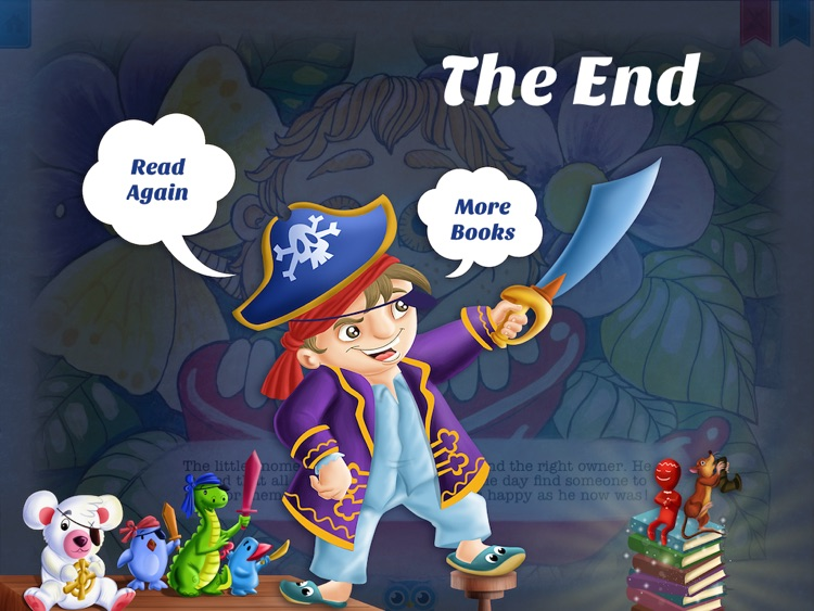 The Beardless Gnome - Have fun with Pickatale while learning how to read! screenshot-4