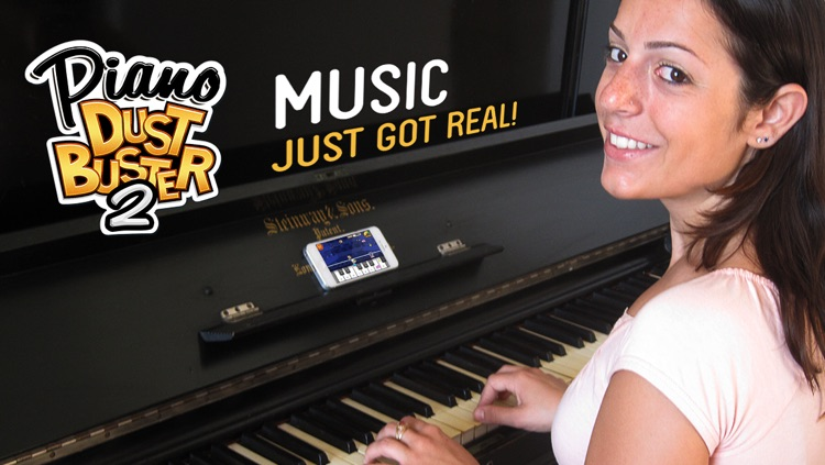 Piano Dust Buster by JoyTunes screenshot-0