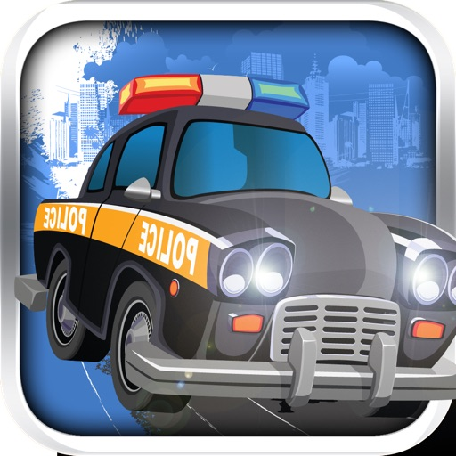 Furious Nitro Cop Escape icon