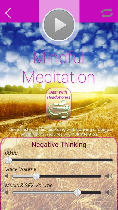 Your Positive Mindfulness Coach - Live positively! screenshot three