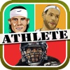 Guess the Athlete Wonder Mania: name who's of the pop sports star in this color quiz word photo icon game