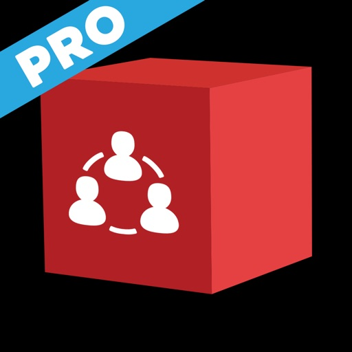 Social Media Manager Red Box Pro