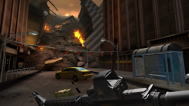 Godzilla: Strike Zone screenshot-3