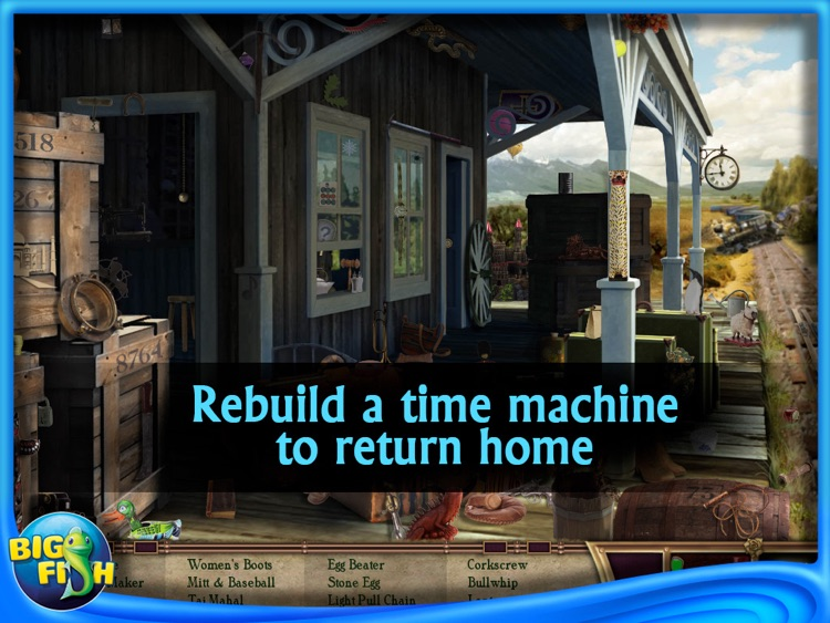 Hidden in Time: Looking Glass Lane HD - A Hidden Object Adventure screenshot-1