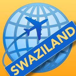 Swaziland Travelmapp