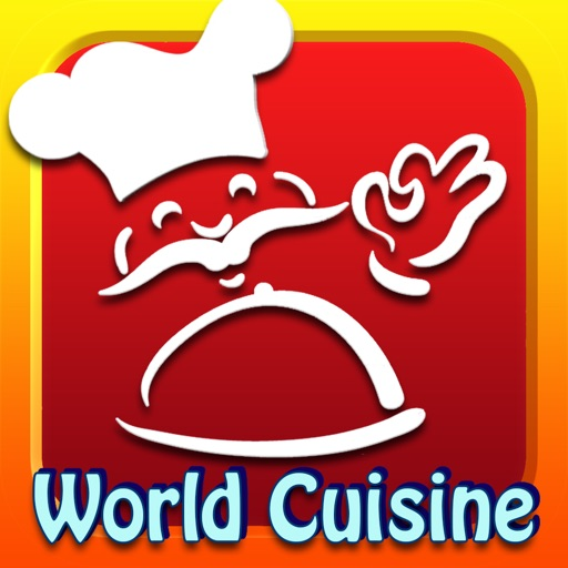 World Cuisine Recipes Pro icon