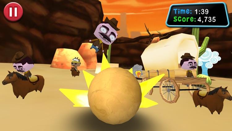 Roll: Boulder Smash! screenshot-4