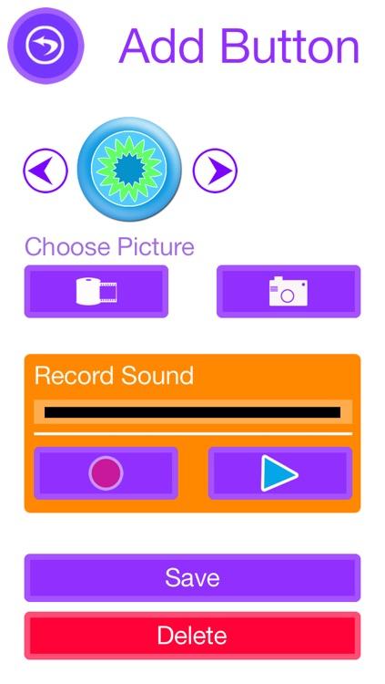 Photo Buttons screenshot-4