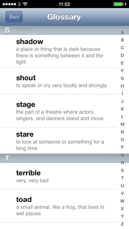 The Phantom of the Opera: Oxford Bookworms Stage 1 Reader (for iPhone) screenshot-3