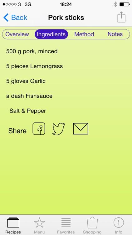 Recipe Book - My Best Recipes