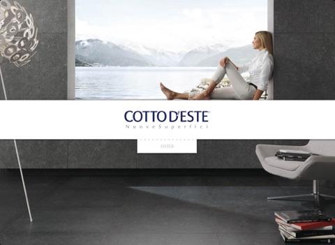 Screenshot of Cotto d Este