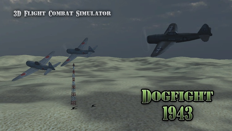 Dogfight 1943 Combat Flight Simulator screenshot-4