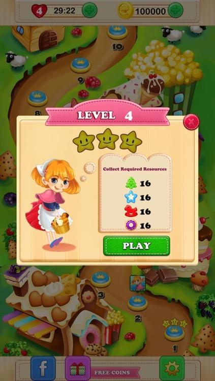 Cookie Splash - The Pop Match-ing Game. Free!