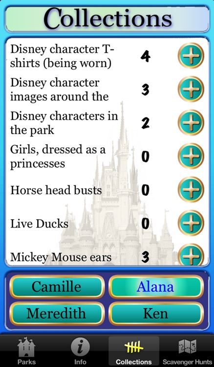 Lots To Do In Line: Walt Disney World Edition screenshot-3