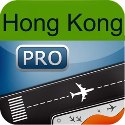Hong Kong Airport + Flight Tracker Premium HD