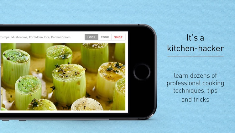 Look & Cook - Experience Food, Recipes & Kitchen Gadgets! screenshot-3