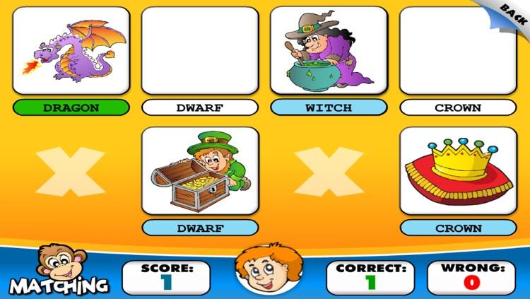 ABBY MONKEY 7+2 First Words Preschool Free screenshot-3