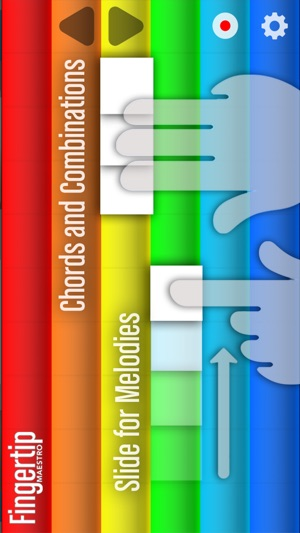 Fingertip Maestro - Play piano chords, learn best guitar, fun drums ...