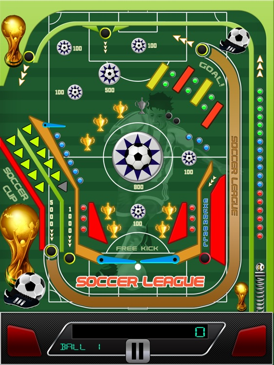 Pinball Arcade Zone for iPad screenshot-4