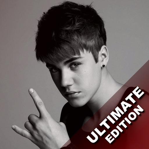 Ultimate Fan Club - Justin Bieber Edition iOS App