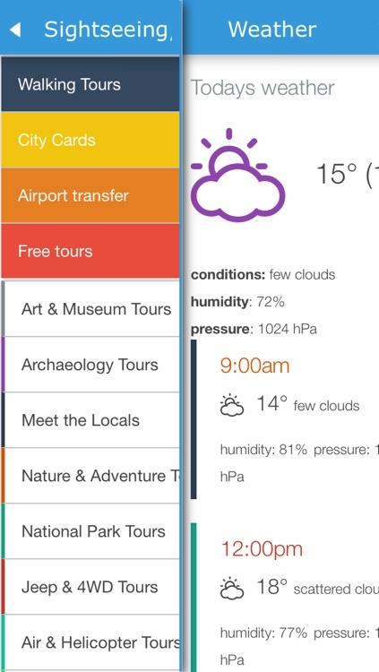 New York Guide (NYC advisor), Map, Weather, Hotels. screenshot-4