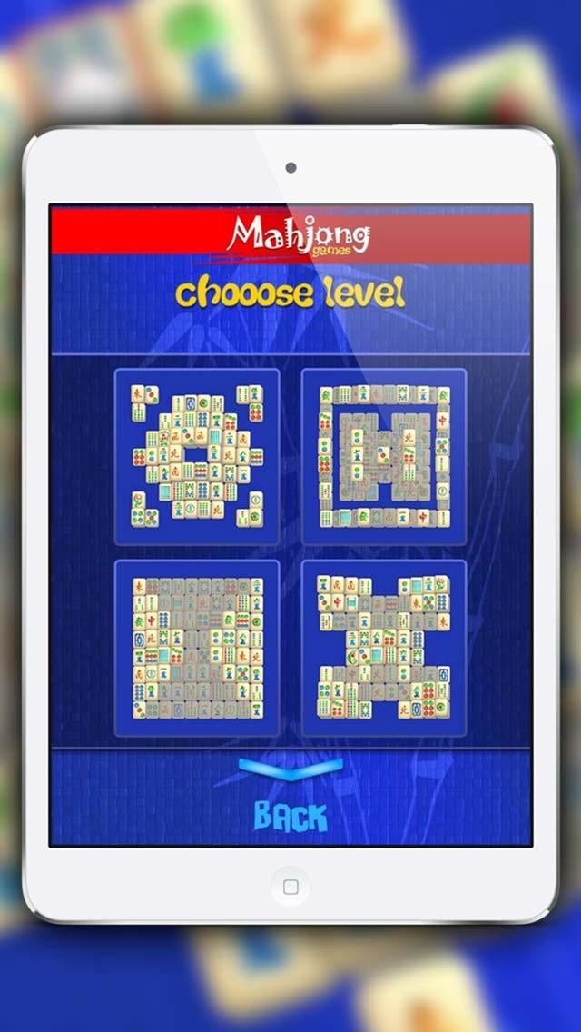 Screenshot of mahjong giochi gratis2