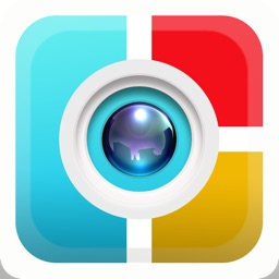 Slice Collage Lite- Slice photo to create square reverse photo collage and share to social network