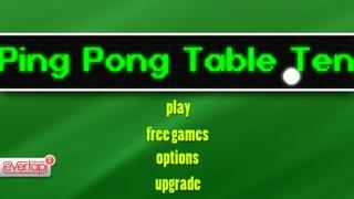 フリーピンポン卓球のスクリーンショット4