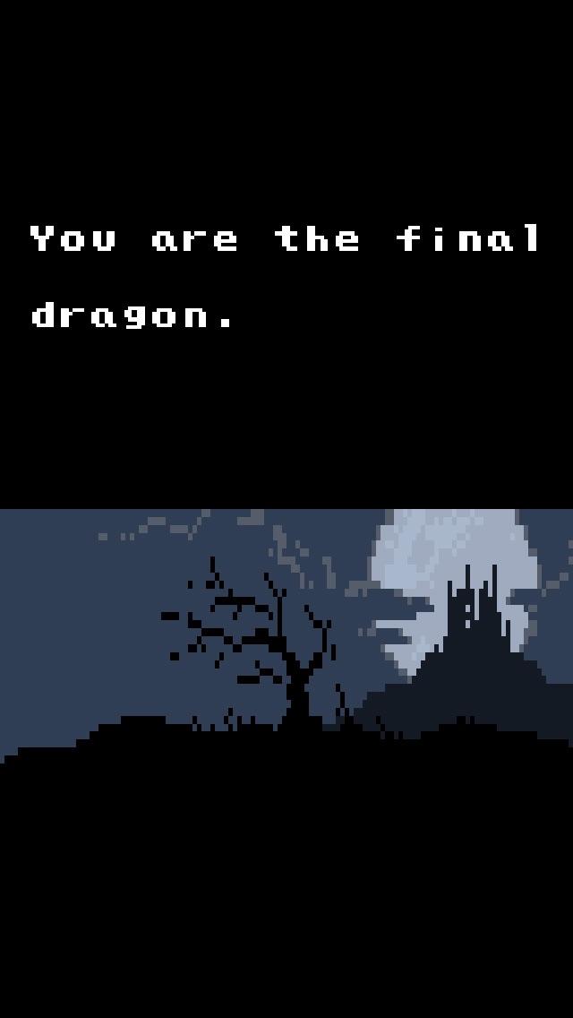 Final Dragon Screenshot on iOS