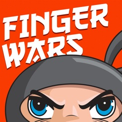 FingerWars   Twisted Ninja Food Game 4+