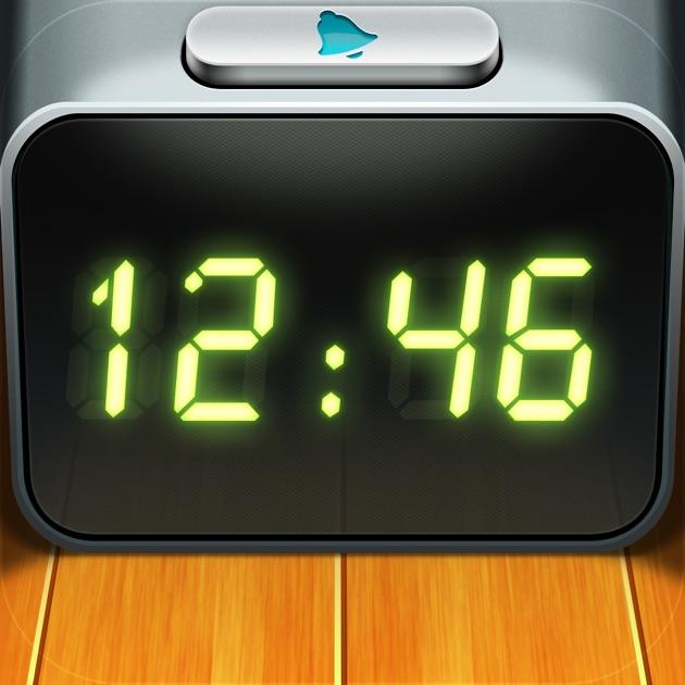 Night Stand HD 2 — The Original Alarm Clock on the App Store