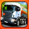 Trucker: Parking Simulator — Realistic 3D Monster Truck and Lorry 'Driving Test' Free Racing Game