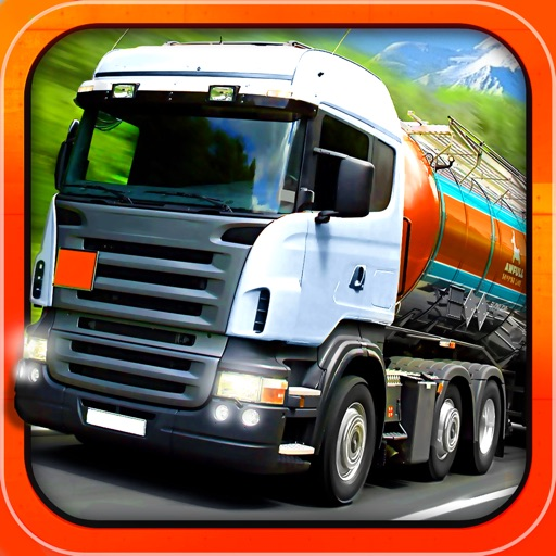 Trucker: Parking Simulator - Realistic 3D Monster Truck and Lorry Driving Test Free Racing Game