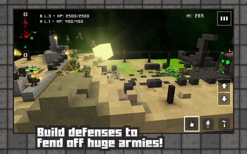 Block Fortress: War screenshot 4