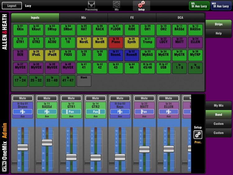 GLD OneMix screenshot-4