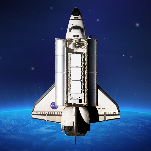 Anti Gravity Wars: Fly Space Shuttle to save Astronauts from Asteroids & Stars