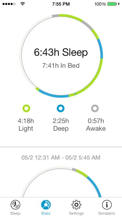 Sleep Cycle Sonalarm Clock