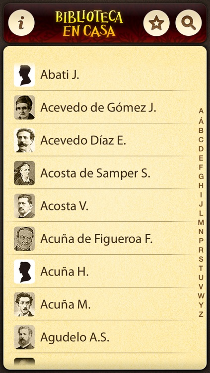 Biblioteca en Casa screenshot-1