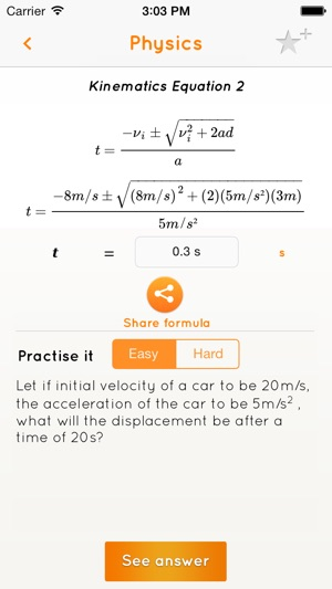 Equate Formula Solver On The App Store