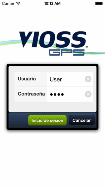 VIOSS GPS