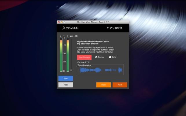 Vinyl Ripper On The Mac App Store
